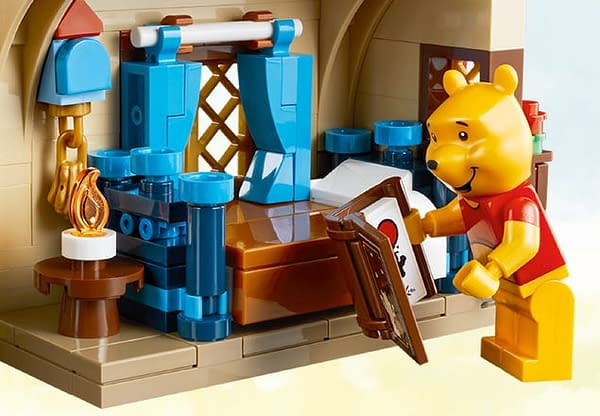Winnie the Pooh Comes to LEGO With New Ideas Building Set