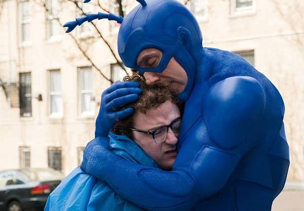 The Tick Season 1B: Our Hapless Heroes Unite in Amazon's New Trailer