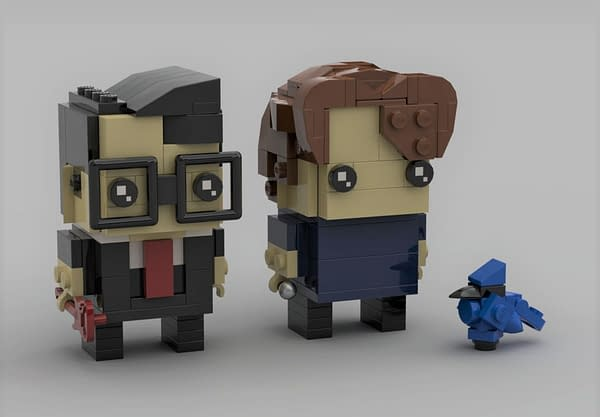 They Might Be Giants Get a LEGO Ideas Pitch for BrickHeadz