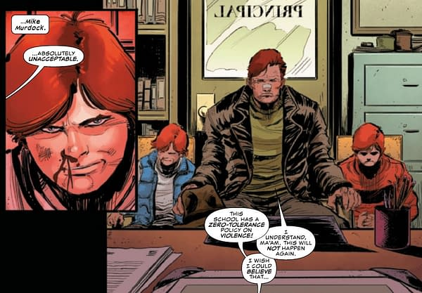 Chip Zdarsky Rewrites Marvel History - Daredevil Annual: One More Day
