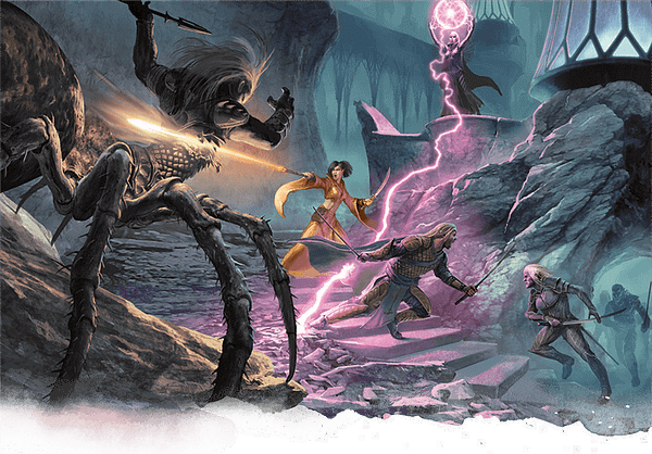 Review: Dungeons & Dragons — Mordenkainen's Tome of Foes