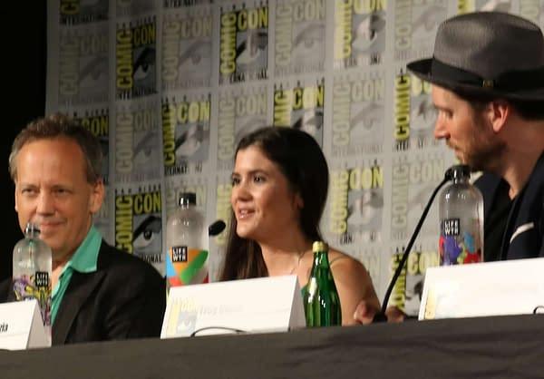 Cristina Milizia on Voicing Green Lantern Jessica Cruz in LEGO Aquaman: Rage of Atlantis [SDCC]