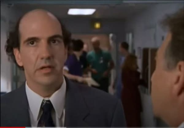 Sam Lloyd as Ted Strickland in Scrubs. Image Courtesy of ABC