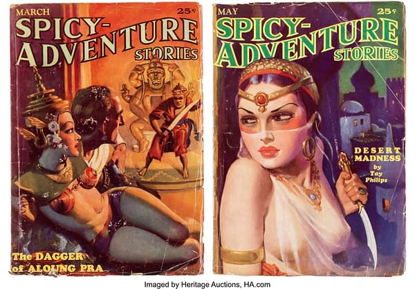 Are Pulps Ready to Explode in Value?