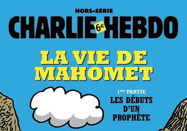 Charlie Hebdo's The Life Of Muhammad Comic Goes On Sale