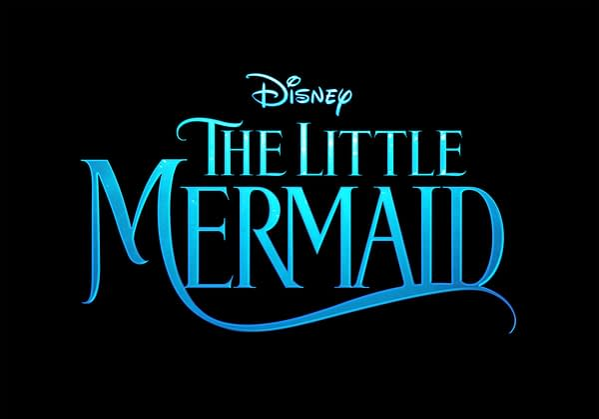 The Little Mermaid Logo. Credit: Disney