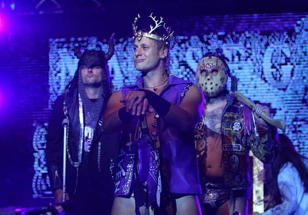 Ring of Honor Star Matt Taven on the #KingdomConspiracy, Becoming Champ, and Wrestling Figures