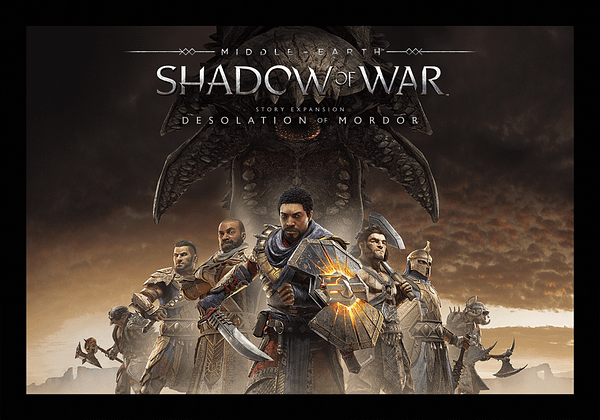 Middle-Earth: Shadow of War Getting New DLC Content in May