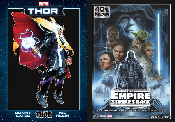 How Many Retailers Won't Order Thor #1, Star Wars #1, Marauders #5 and X-Men #6?