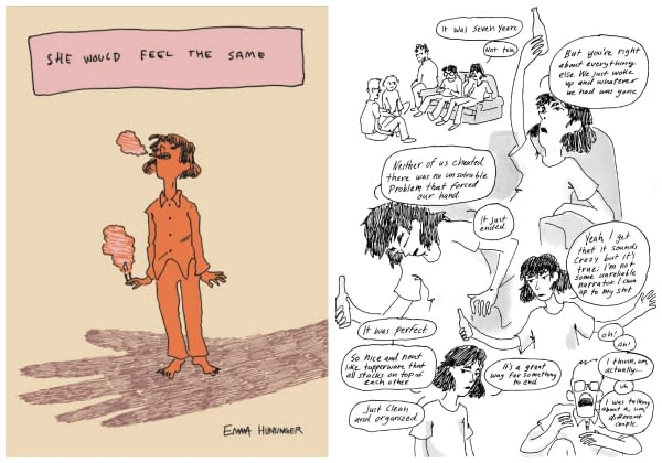 She Would Feel the Same by Emma Hunsinger