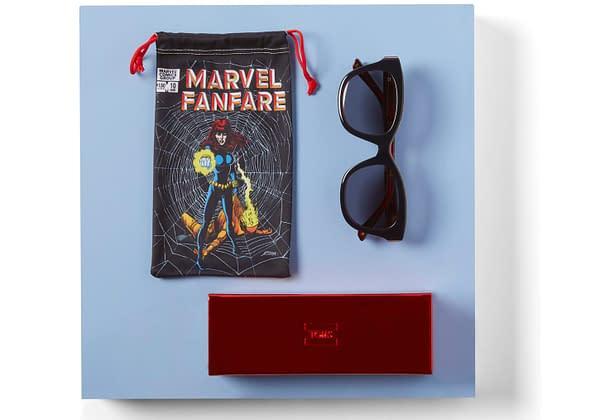 Marvel X TOMS Black Widow sunglasses 2