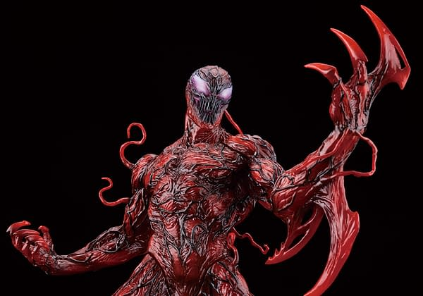 Carnage Is Looking for Blood with New ARTFX+ Statue from Kotobukiya