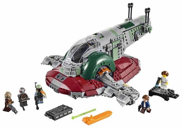 LEGO Star Wars Anniversary Slave 1