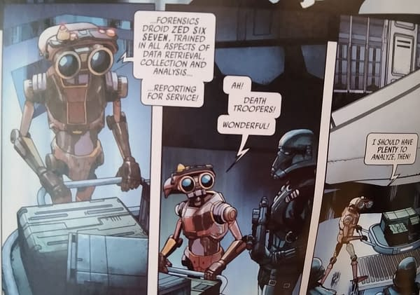 Today's Darth Vader #1 Comic Rewrites George Lucas' Star Wars Canon (MASSIVE SPOILERS)