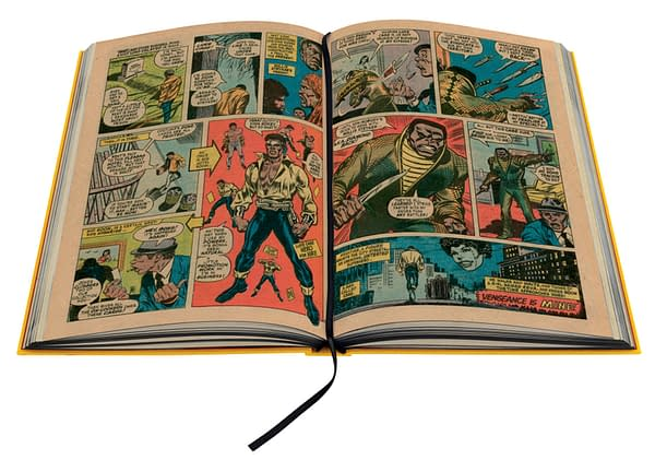 Unboxing The Marvel Bronze Age Folio Society