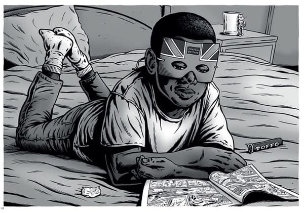 Tobias Taitt & Anthony Smith On Their Black Graphic Novel (Video)