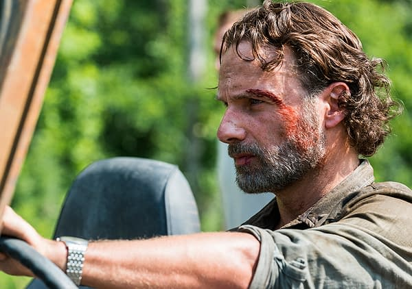 "The Walking Dead Season 8, Episode 4 Recap: ""And Yet I Smile"""