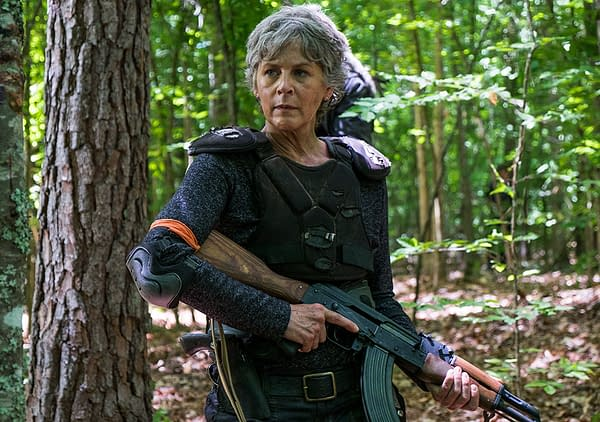 "The Walking Dead Season 8, Episode 2 Recap: ""Fake It Till You Make It, Baby"""