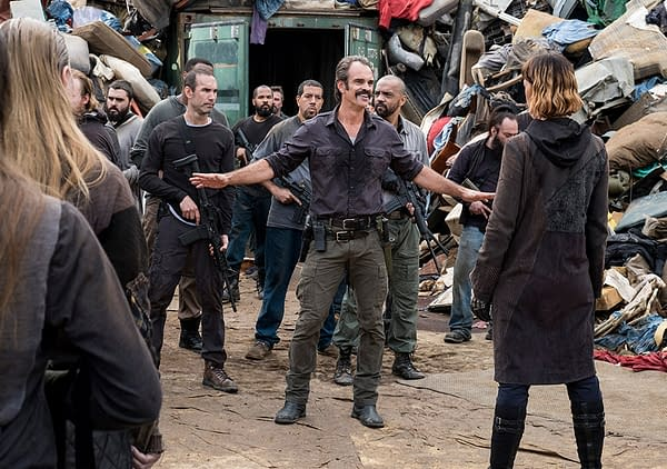 The Walking Dead Rewind: A Look Back at 'The Lost and the Plunderers'