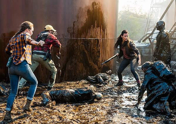 Fear the Walking Dead Season 4, Episode 2 Review: Old Faces, New Dangers and a Welcome Return