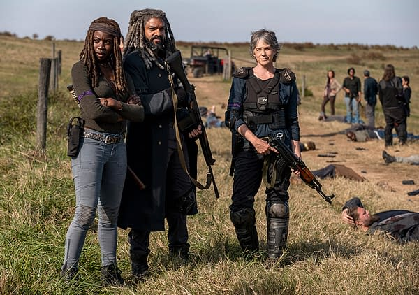 The Walking Dead Season 8 Finale 'Wrath' Review: An Ending with Endless Possibilities