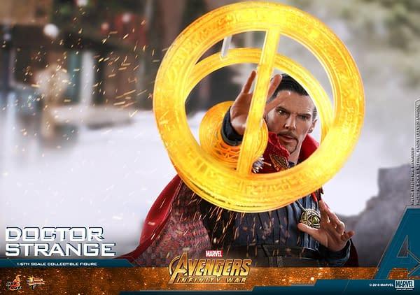 Doctor Strange Infinity War Hot Toys 10