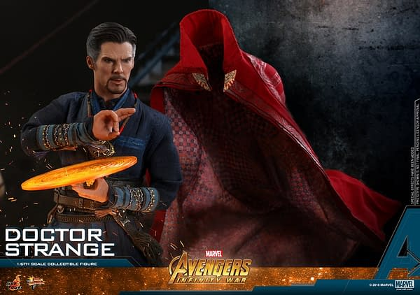 Doctor Strange Infinity War Hot Toys 20