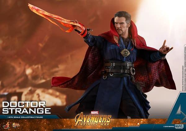 Doctor Strange Infinity War Hot Toys 4