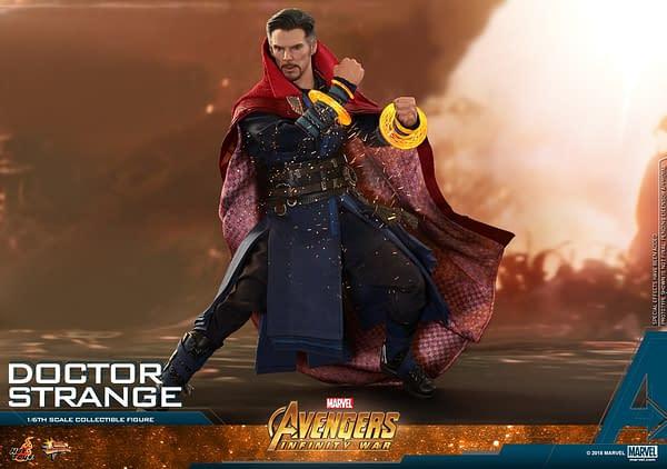 Doctor Strange Infinity War Hot Toys 6