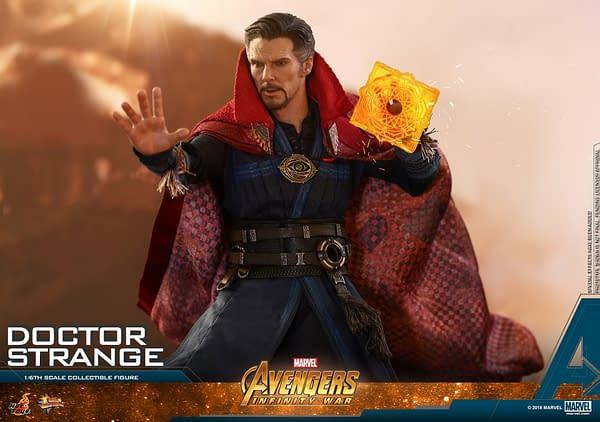 Doctor Strange Infinity War Hot Toys 8