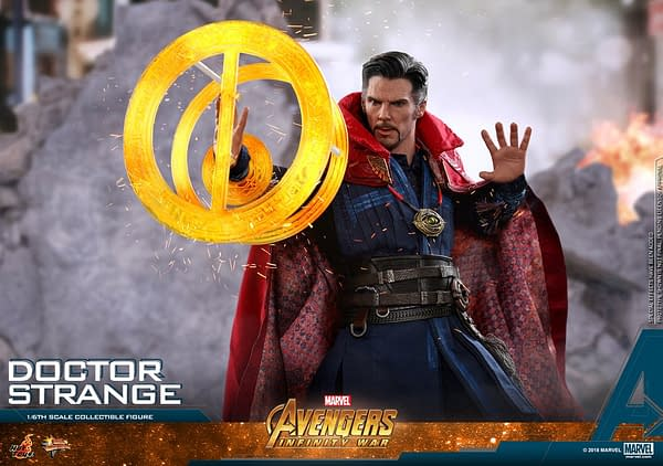 Doctor Strange Infinity War Hot Toys 9