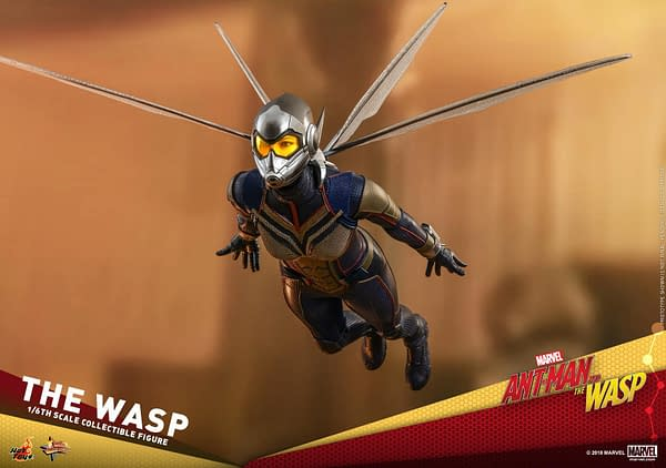 Ant Man and Wasp Hot Toys Figures 10