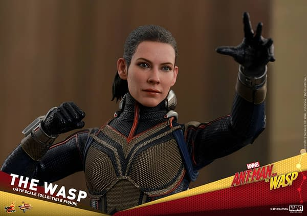 Ant Man and Wasp Hot Toys Figures 4