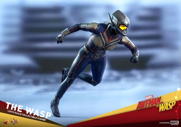 Ant Man and Wasp Hot Toys Figures 5