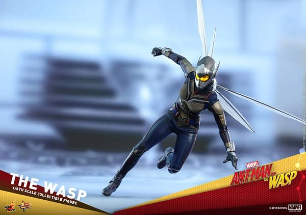 Ant Man and Wasp Hot Toys Figures 6