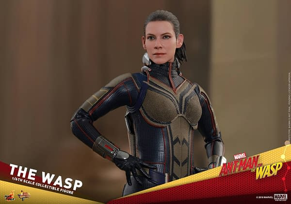Ant Man and Wasp Hot Toys Figures 7
