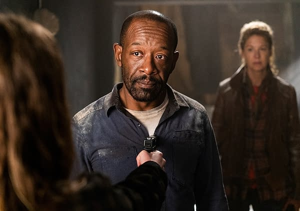 Fear the Walking Dead Season 4, Episode 8 Review: Had Its Moments But Time to Move On