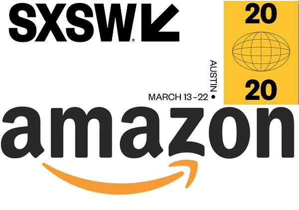 Amazon SXSW 2020 Partnership