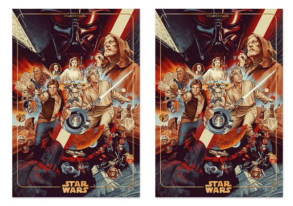 Mondo Comic Con At Home Day 1 Exclusives: Star Wars, Tiki, and More
