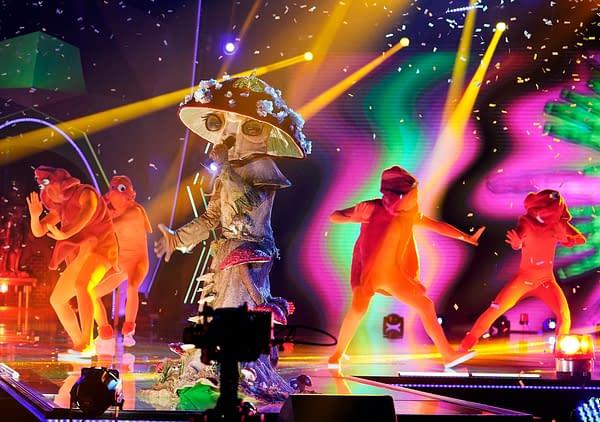 The Masked Singer Season 4 Teases Huge Celebrity Reveal; Who's Mr. TV?