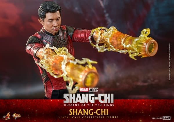 Hot Toys Unveils New Shang-Chi 1/6th Scale Figure Accessories