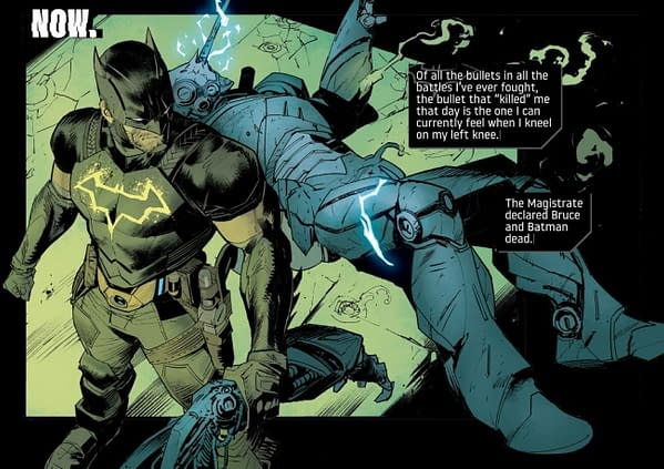 How Did Bruce Wayne Survive His Death In DC Future State?