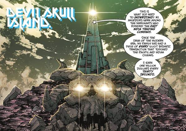 James Tynion IV Introduces Five More Bat-Villains In Batman #107