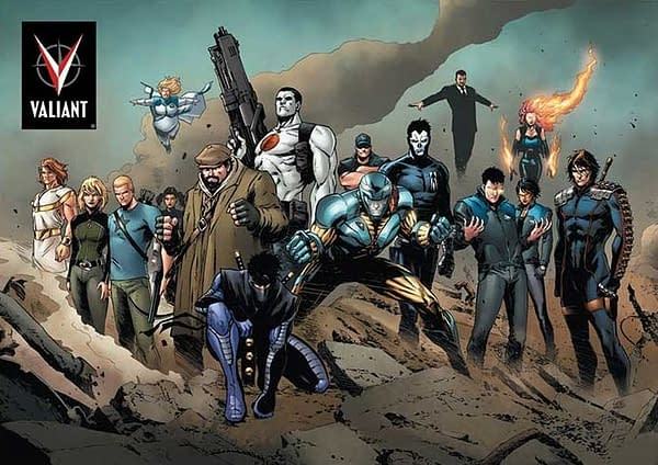 Valiant Entertainment Has Been Sold
