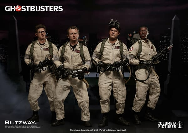 Ghostbusters Fans, These Are The Figures You've Been Waiting For