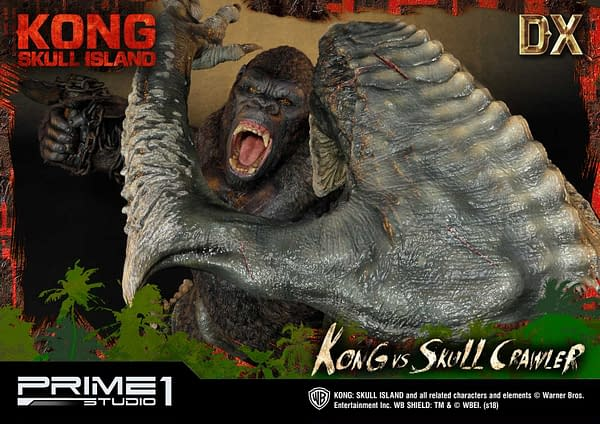 Kong Gets a Very Amazing, Very Expensive Statue from Prime 1 Studio