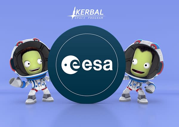 The ESA and Private Division bring real-life missions to Kerbal Space Program.