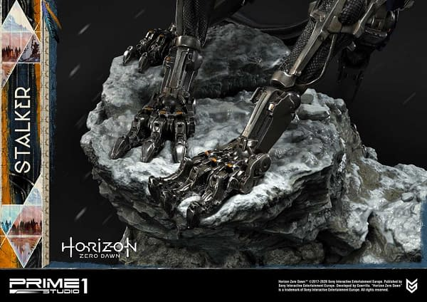 Horizon Zero Dawn Stalker Stands Its Ground With Prime 1 Studio