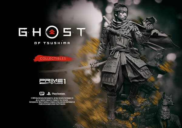 Ghost of Tsushima Collectibles Teased by PlayStation