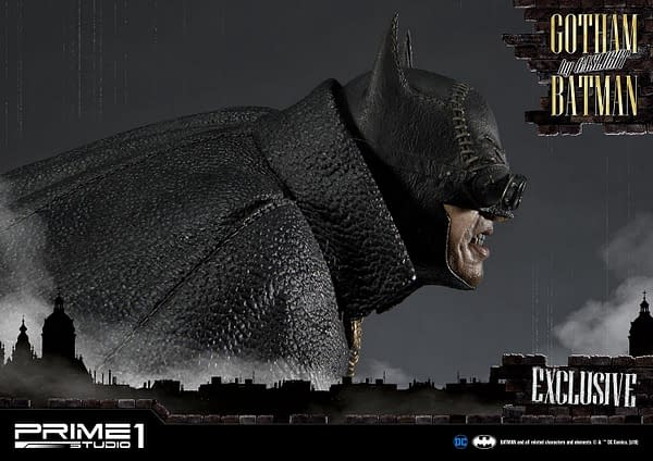 Gaslight Batman Returns with New Variant Statue from Prime 1 Studio